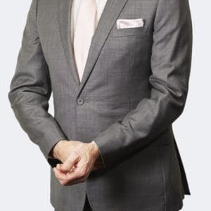 Trevor West Berlin Lounge Suit in Grey