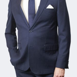 Trevor WestBerlin Lounge Suit in Blue